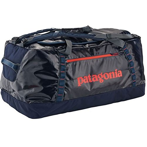 Patagonia Black Hole Duffel 120L Navy Blue Paintbrush Red by Patagonia