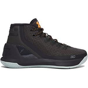 Amazoncom Under Armour Curry 3 Kids Basketball