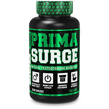 PRIMASURGE Testosterone Booster for Men – Boost...