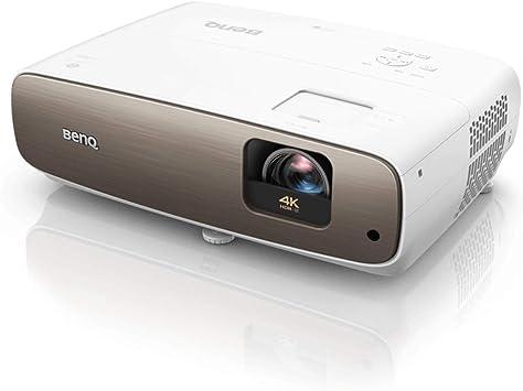 מקרן קולנוע ביתי חכם BenQ HT3550i אמיתי 4K מופעל על ידי BenQ