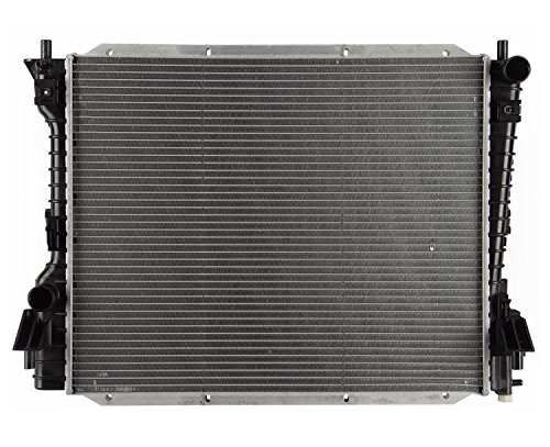 Sunbelt Radiator For Ford Mustang 2789 Drop in Fitment