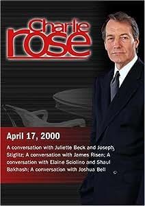 Charlie Rose (April 17, 2000)