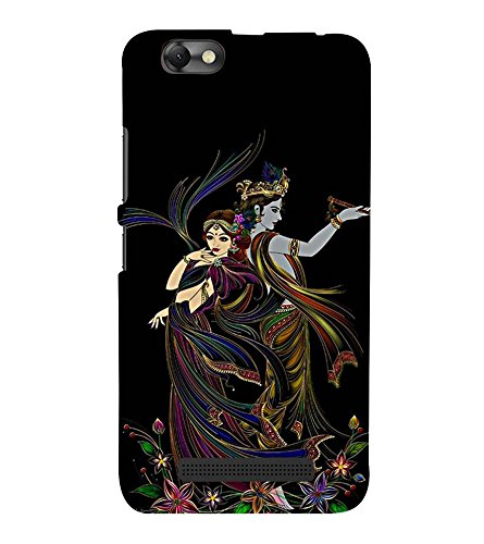 low priced 9a75a 33cc2 printtech Back Case Cover for LENOVO Vibe C: Amazon.in: Electronics