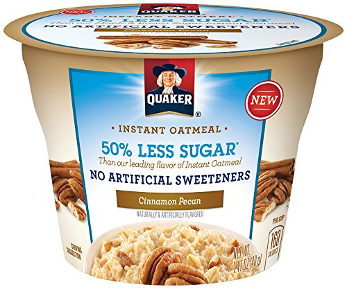 quaker oatmeal container - 4