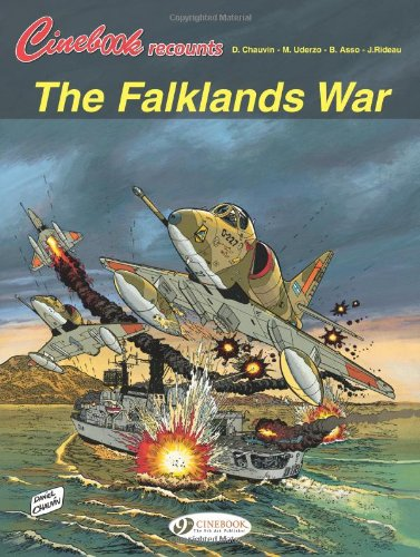 The Falklands War (Cinebook Recounts)