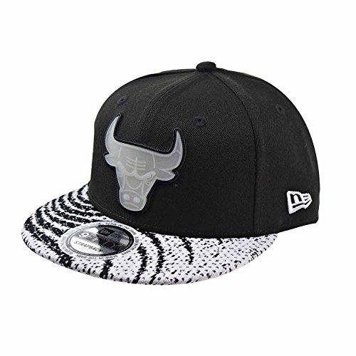 Chicago Bulls Boost Redux Yeezy Men's Strapback Hat Cap Black/White  (Size os) - New Era 11520253