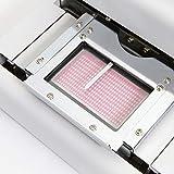 Credit Card Embossing Plastic Manual Embosser Machine
