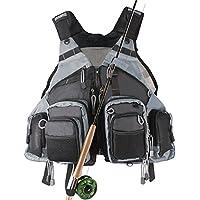 Kylebooker Fly Fishing Vest Pack (Fishing Vest/Fishing...