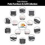 Patio Watcher Medium Round Patio Table and Chair