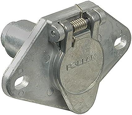 Pollak 4-Way Connector Plug 11402