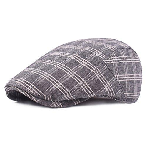 british style cap - 5