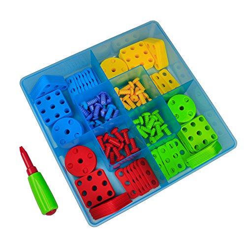 Puzzle Construction L Jouet Hui Bloc Avec De T Tournevis Mosaique qpVSUzMG