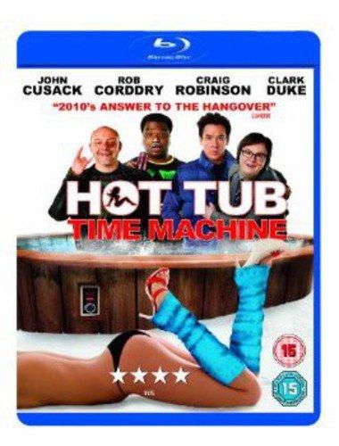 Blu-ray : Hot Tub Time Machine (Blu-ray)