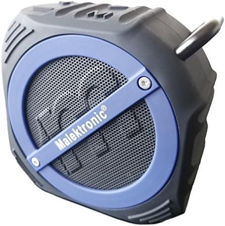 Malektronic Hat Trick 2.0 Wireless Waterproof Speaker