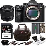 Sony Alpha a9 Full Frame Mirrorless Camera w/ FE 50mm f/1.8 Lens