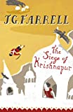 Front cover for the book The Siege of Krishnapur by J. G. Farrell
