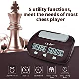 Professional Digital Chess Clock Count Up Down