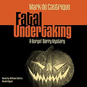 Fatal Undertaking Audiobook