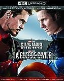 Captain America: Civil War (4K Ultra HD + Blu-ray + Digital) (Bilingual)