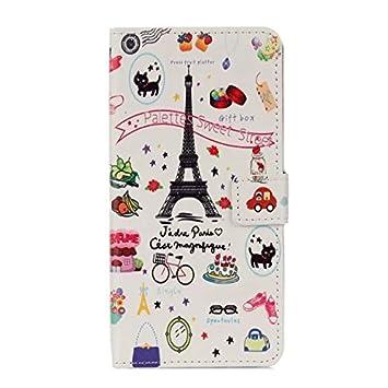 315c180de8 Galaxy S8ケース SC-02J SCV36 レザーケース おしゃれデザイン バラエティ かわいい 手帳型ケース