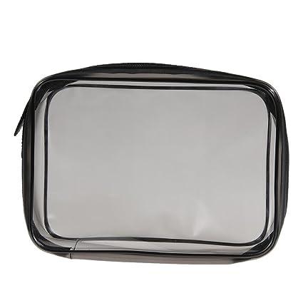 AFfeco - Bolsa de plástico transparente para cosméticos ...