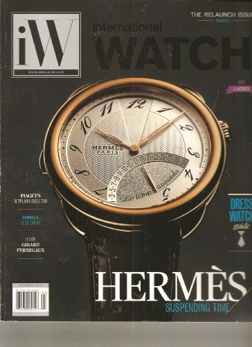 International Watch Magazine (The Relaunch Issue, January 2012)