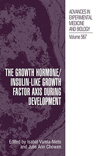 The Growth Hormone/Insulin-Like Growth Factor Axis during Development (Advances in Experimental Medicine and Biology) ()