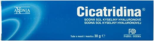 Creme cicatridina CICATRIDINE, hyaluronic
