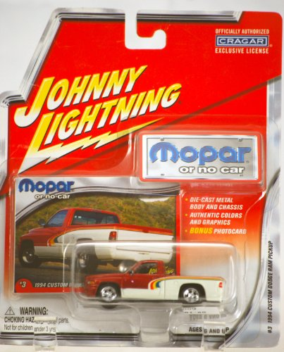 Used, Johnny Lightning 2003 - Playing Mantis MOPAR Car Series for sale  Delivered anywhere in USA