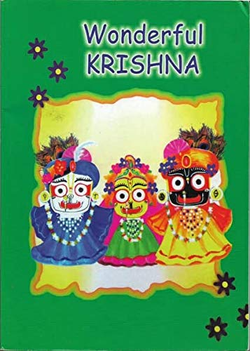 Devotional Books Wonderful Krishna