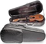 Stagg HGB2UK-T Basic Tenor Ukulele Soft Case with Adjustable Shoulder Strap - Black