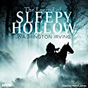 The Legend of Sleepy Hollow Audiobook by Washington Irving Narrated by Martin Jarvis
