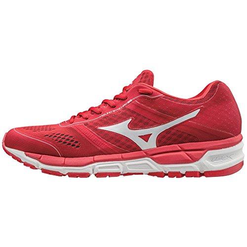 Mizuno Synchro MX Men's Baseball Training Shoe - Red & White (Men's Size 7) (Shoes Mizuno Training Baseball)