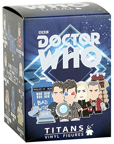 Doctor Who Regeneration Collection Vinyl Mini Figure Mystery (Vinyl Figure Collection)
