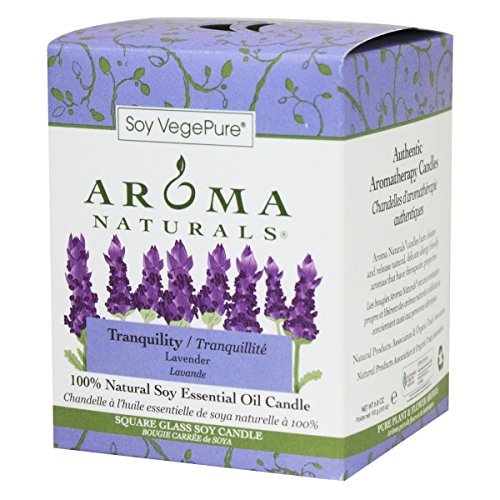 natural aroma candle - 2
