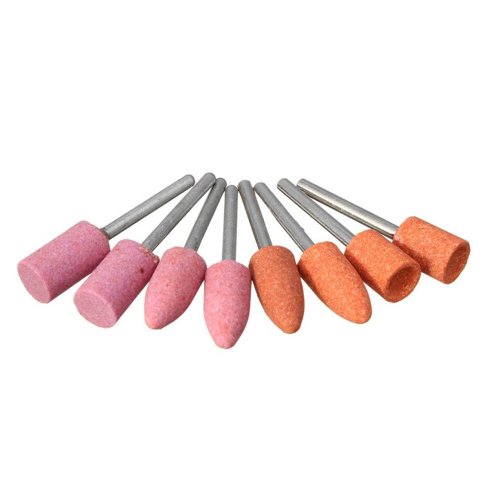 KUNSE 131 Pcs Elektro-Schleifer-Zubeh/ör-Werkzeuge Kit Mini-Dreh Strombohrer Multi-Funktion-Tool