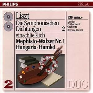 Liszt: Complete Tone Poems Vol. 2