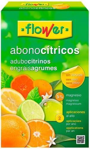 Flower 10771 10771-Abono cítricos, 1 kg, No Aplica, 16x5.5x23.5 cm