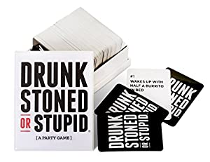 DRUNK STONED OR STUPID [A Party Game] from DRUNK STONED OR STUPID