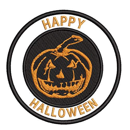 Happy Halloween - Jack-o'-Lantern - 3.5