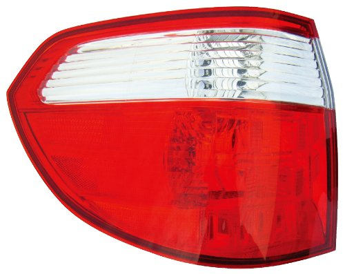 Eagle Eyes HD478-U000L Honda Driver Side Rear Lamp