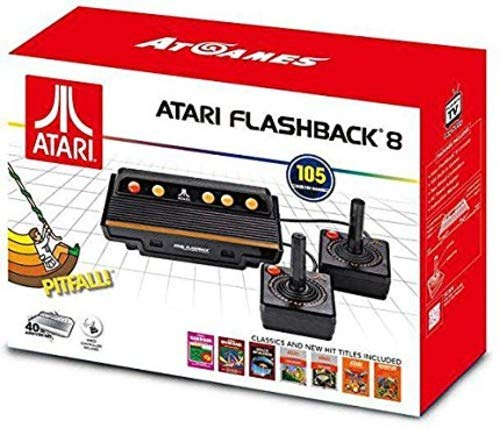 Atari(R) Flashback(R) 8 Classic Game Console - Not Machine -