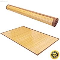 COLIBROX--5 X 8 Bamboo Area Rug Floor Carpet Natural Bamboo Wood Indoor Outdoor New,area rugs home depot,Bamboo Area Rug ,amazon area rugs 5x8,home depot rug sale tent