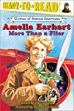 img - for Amelia Earhart: More Than a Flier (Ready to Read, Level 3) book / textbook / text book