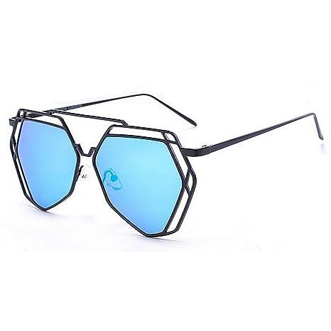 Cvbndfe - Gafas de Sol Retro polarizadas de Mujer con ...