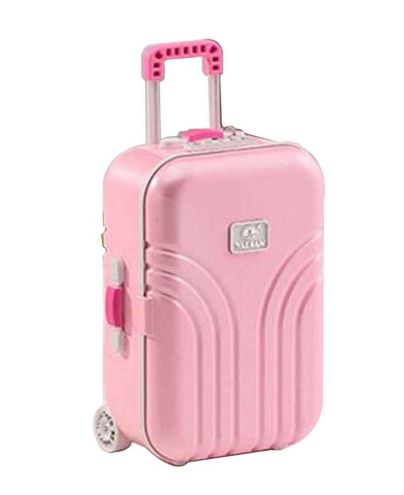 Music Box Boîte à bijoux pour enfants Dressing cas Belle Boîte à bijoux rose Blancho Bedding
