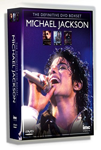 Michael Jackson - Definitive 3 DVD Collection - Containing Unmasked, Legacy & What Killed Michael Jackson? ()