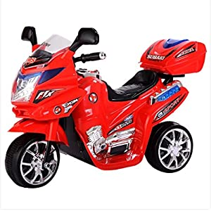 Costway 3 Wheel Kids Ride On Motorcycle 6V Battery Powered Electric Toy Power bicycle