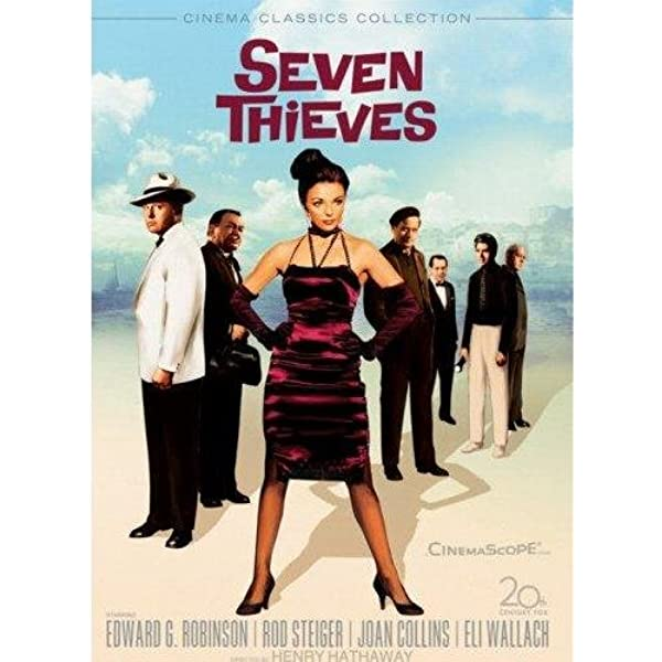 Watch Seven Thieves Prime Video