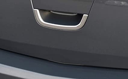2010-16 Tapa para manilla de puerta trasera cromada para Astra J-Hatch